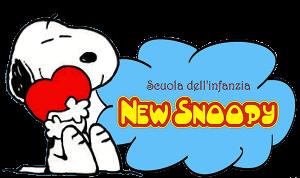Scuola dell'Infanzia Paritaria New Snoopy Logo