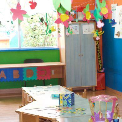 Scuola dell'Infanzia Paritaria Bari New Snoopy aule