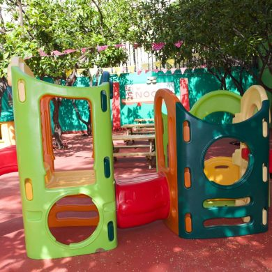 Scuola dell'Infanzia Paritaria Bari New Snoopy esterno
