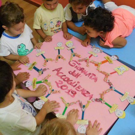 Scuola dell'Infanzia Paritaria Bari New Snoopy festa accoglienza