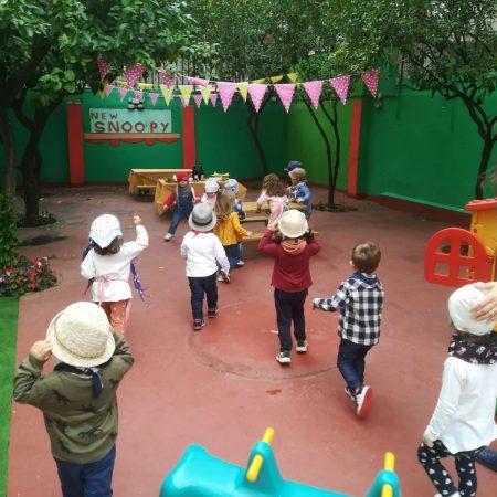 Scuola dell'Infanzia Paritaria Bari New Snoopy festa di San Martino